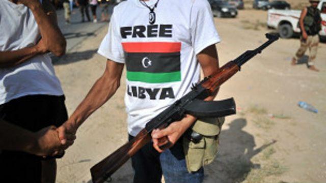 利比亞反對派