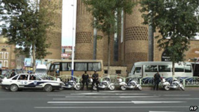 烏魯木齊警察(01/08/2011)