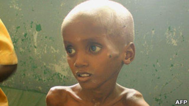 Inzara muri Somalia