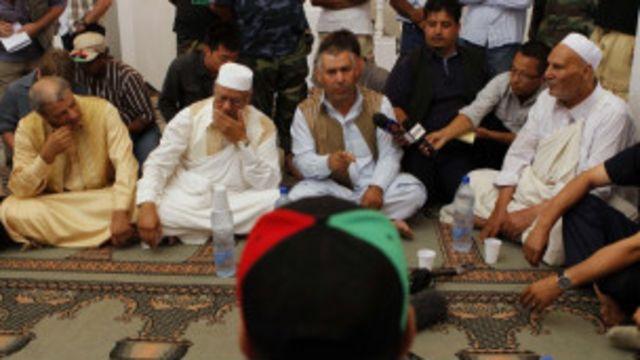 Al'ummomin kasar Libya