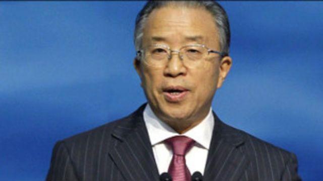 Ông Đới Bỉnh Quốc sang dự cuộc họp của Ủy ban hợp tác song phương Việt Nam-Trung Quốc