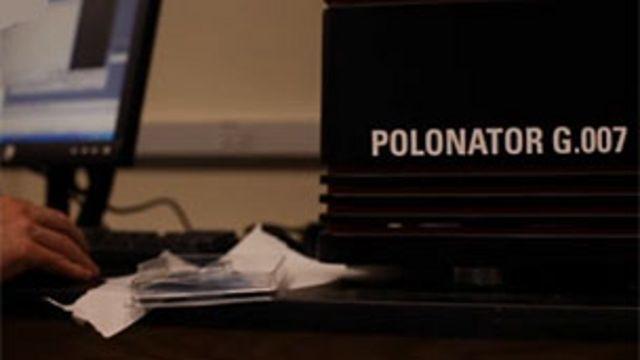 El Polonator puede leer y escribir mil millones de pares de bases a la vez.