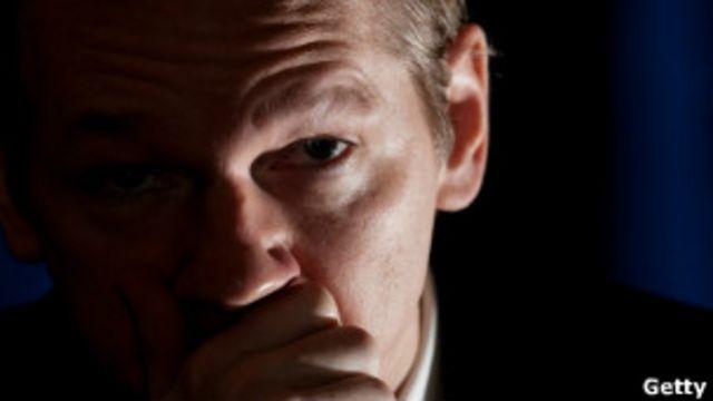Джулиан Ассанж, основатель сайта Wikileaks