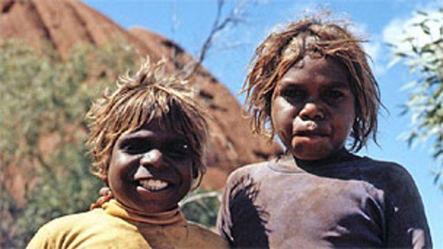 Anak aborijin