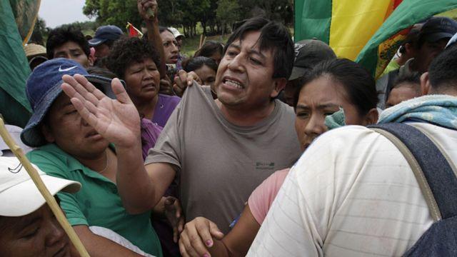 Choquehuanca.