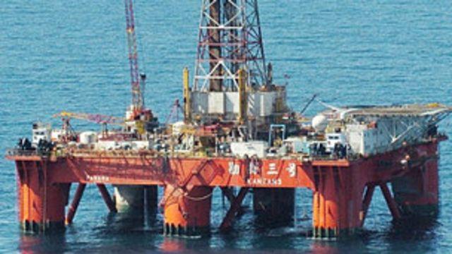 南海潛在的能源前景使南海爭端更加激烈