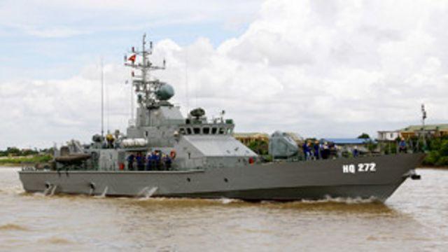 Tàu pháo TT400TP