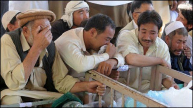 صدها شیعه و هزاره بر اثر حملات تندروهای سنی مذهب در پاکستان کشته شدهاند