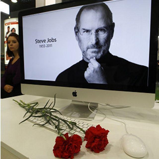 Homenaje a la memoria de Steve Jobs