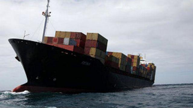 Kapal MV Rena