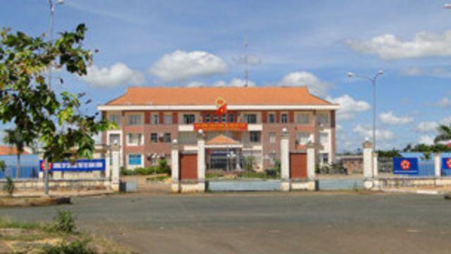 UBND huyện Bù Đốp