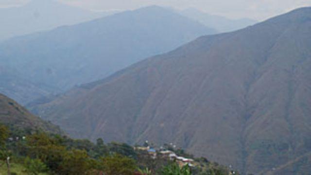 Montañas del Cauca