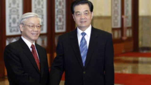 Lãnh đạo Việt - Trung
