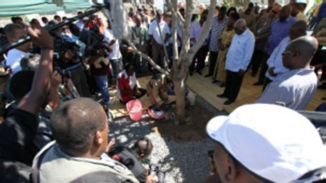 Vale inicia atividade de lavra em Moatize, Moçambique (Foto: Agência Vale)