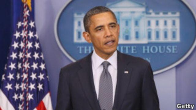 Obama anunció salida de Irak