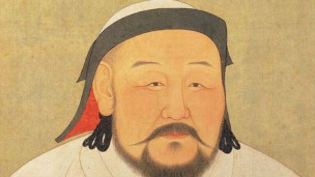 元世祖忽必烈可汗