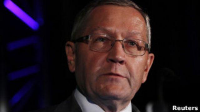 歐洲金融穩定基金首席執行官雷格林