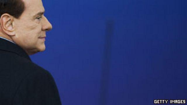 意大利總理貝盧斯科尼