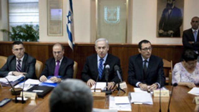 الوزارة الاسرائيلية