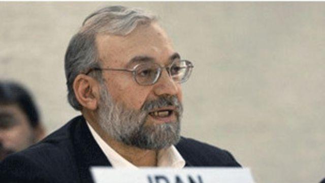 جواد لاریجانی از باسابقه ترین دیپلمات های ایرانی به شمار می رود