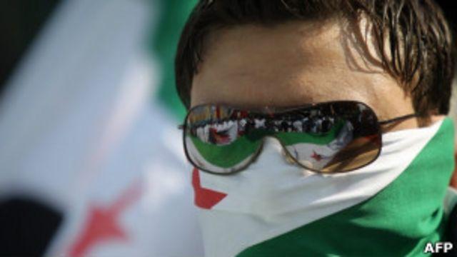 埃及抗議者