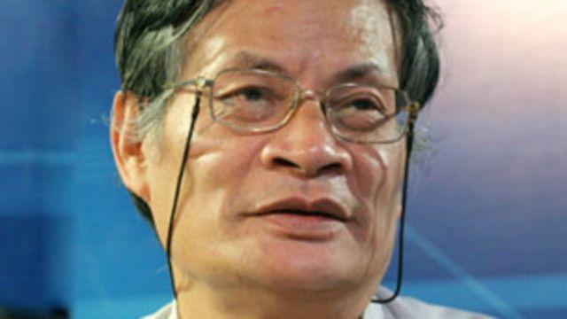 TS Quang A cảnh báo bất ổn xã hội không thể kiểm soát được do bất ổn kinh tế và lạm phát cao.