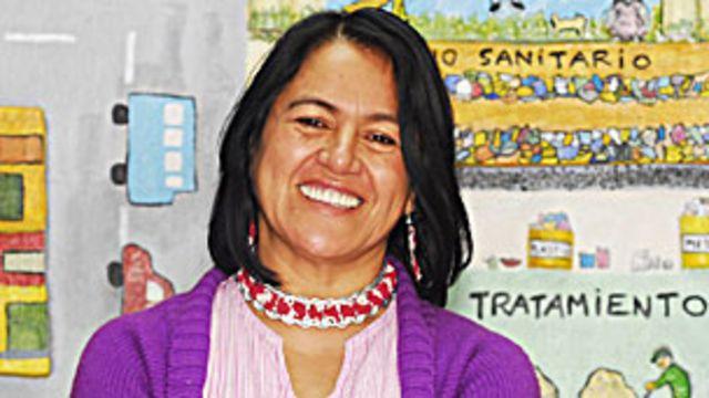 Albina Ruiz