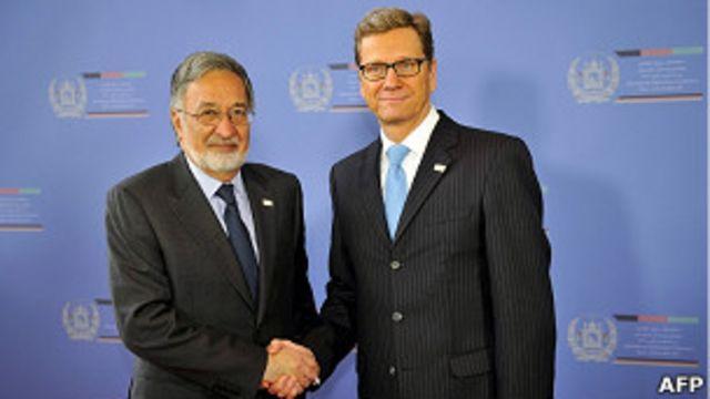 آلمان و افغانستان بصورت مشترک در کنفرانس بن میزبانی می کنند