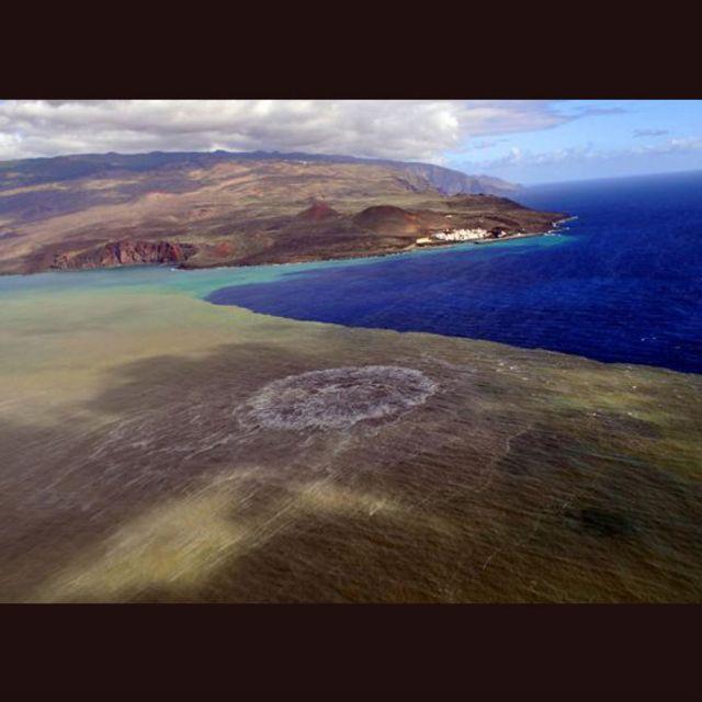 Erupções Vulcânicas Mudam Paisagem Das Ilhas Canárias
