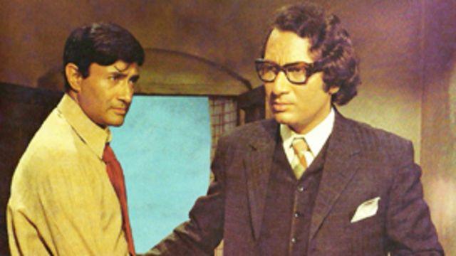دیو کے بڑے بھائی ادا کار اور ہدایتکار چیتن آنند نے بھی گورنمنٹ کالج لاہور سے گریجویشن کی تھی