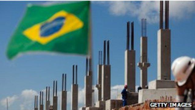 Brasil pasó a ocupar el sexto puesto en la Liga Económica Mundial, segùn el CEBR.