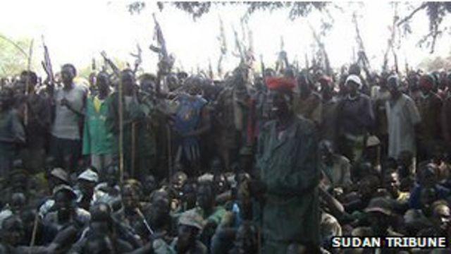 Mayaka a Sudan