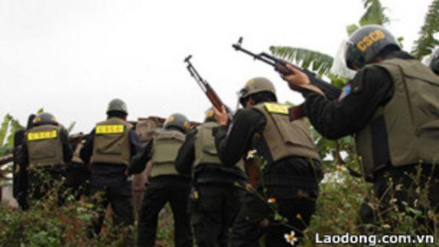 Vụ cưỡng chế đất ở Tiên Lãng bị phán quyết là trái pháp luật