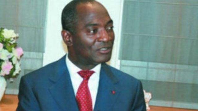Bohoun Bouabre  fut un cacique du FPI le  parti de l'ex-président Gbagbo