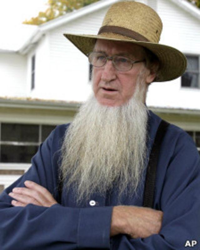 Amiş lideri Samuel Mullet suçlu bulunursa 10 yıl hapis cezasına çarptırılacak.