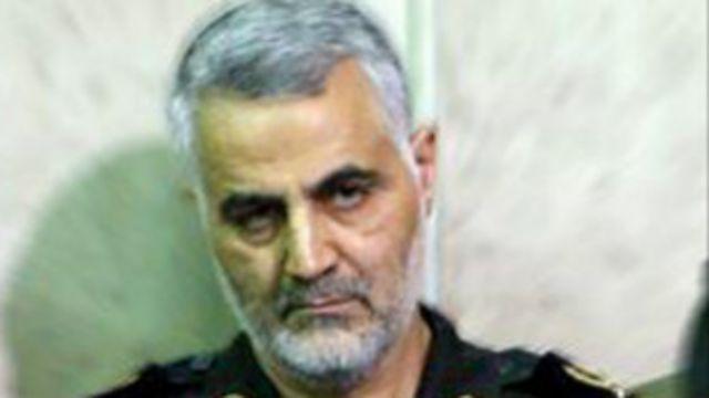 گزارشهای تاییدنشدهای از سفر قاسم سلیمانی، فرمانده سپاه قدس به عراق در روزهای اخیر منتشر شده است