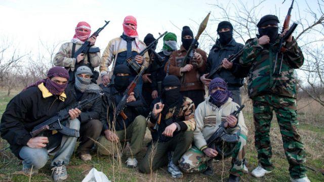 منشقُّون عن الجيش السوري