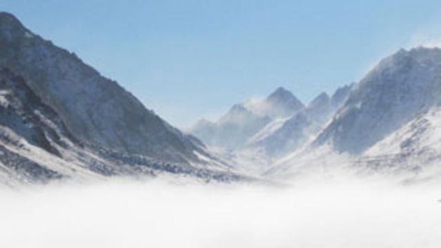 برف سنگین در بدخشان بسیاری از راهها را مسدود کرده است