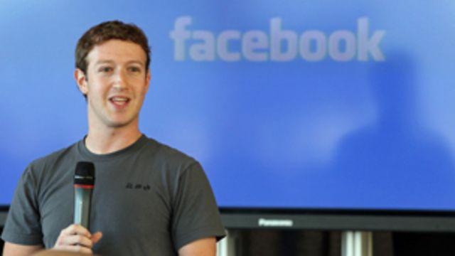Makirkirin Facebook Mark Zuckerberg ya musanta zargin.