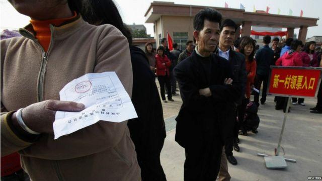 Bầu cử làng Ô Khảm