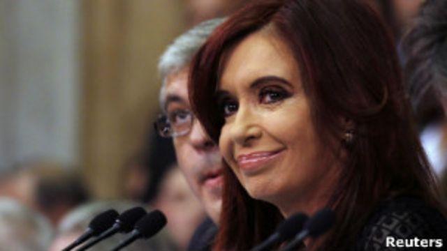 Cristina Fernàndez de Kirchner