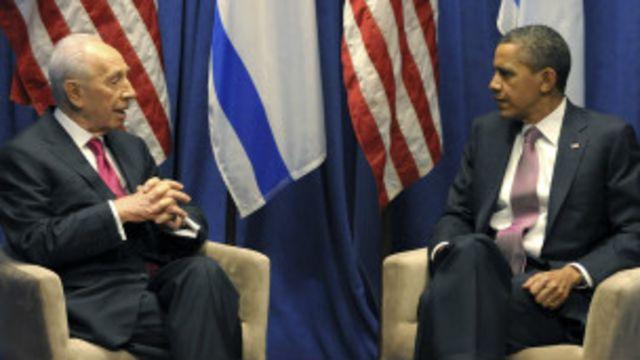 Peres_Obama