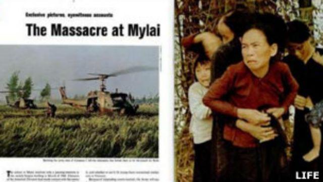 Vụ thảm sát được báo chí Mỹ như tạp chí LIFE đăng tải ngay thời chiến tranh Việt Nam