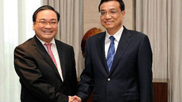 Quan hệ Việt - Trung đ̣ã trải qua nhiều bước thăng trầm