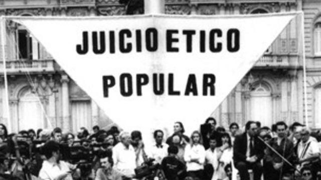 Cortesía Asociación Madres de Plaza de Mayo.