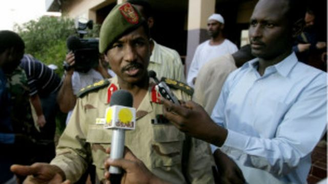 Sawarmi sojan Sudan