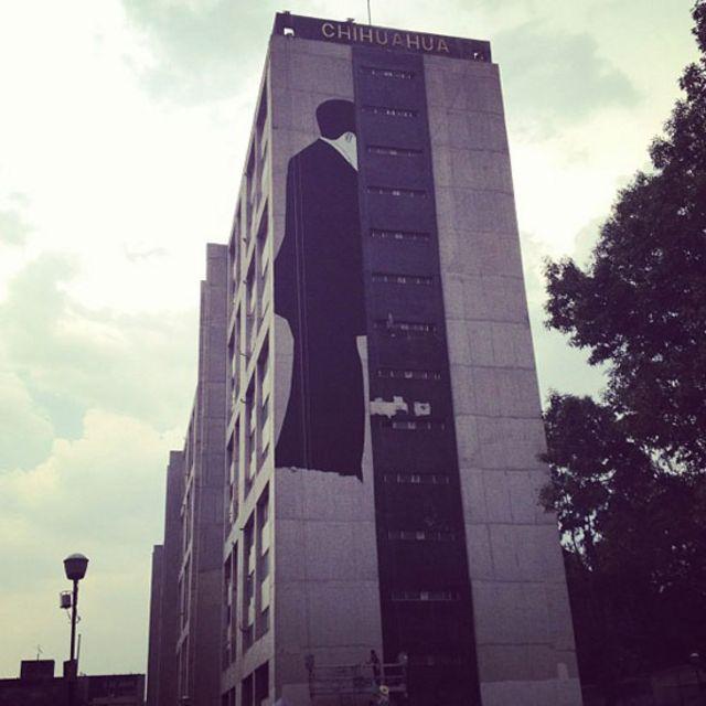 Arte urbano en Ciudad de México