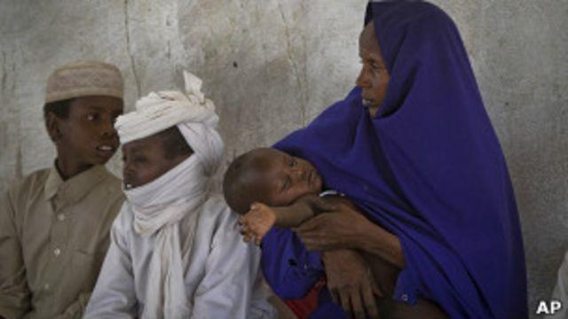 Madre en África