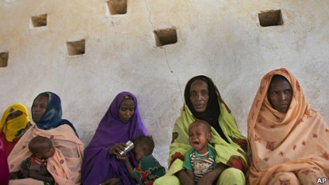 Madres en África