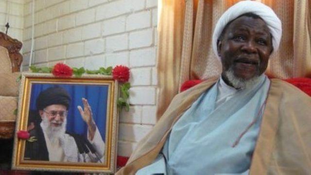 شیخ زکزاکی میگوید که صدها هزار نفر هوادار و پیرو دارد